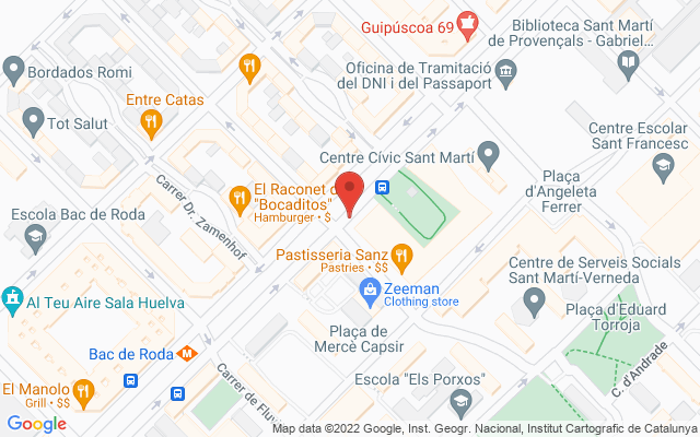 Administración nº285 de Barcelona