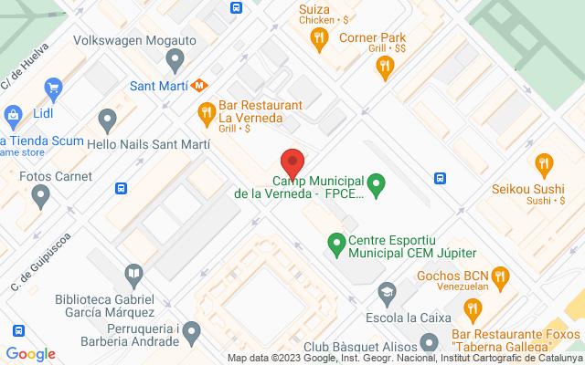 Administración nº265 de Barcelona