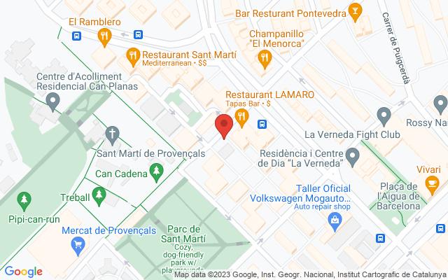 Administración nº228 de Barcelona