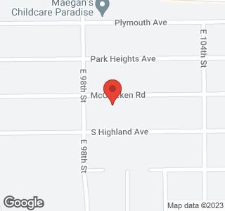 9902 Mccracken Blvd