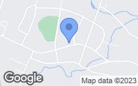 Map of Hamden, CT