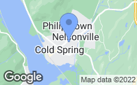 Map of Cold Spring, NY
