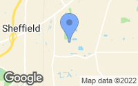 Map of Avon, OH