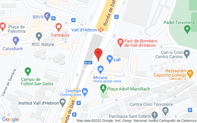 Administración nº105 de Barcelona