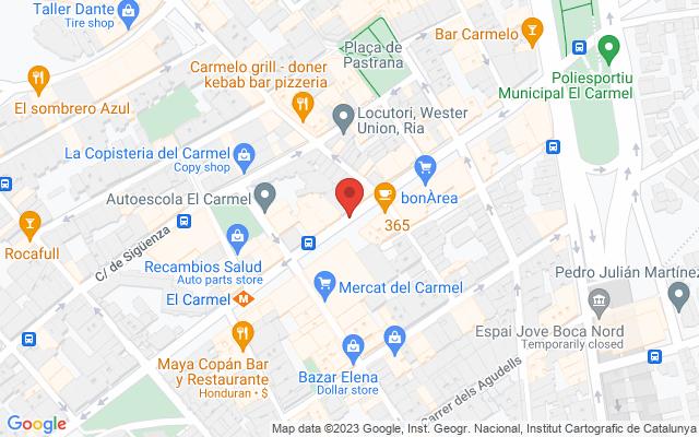 Administración nº107 de Barcelona