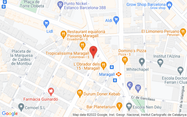 Administración nº138 de Barcelona