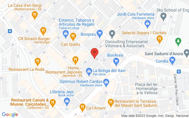Administración nº1 de Sant Sadurni D' Anoia