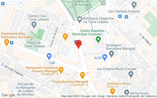 Administración nº196 de Barcelona