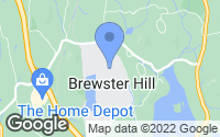 Map of Brewster, NY