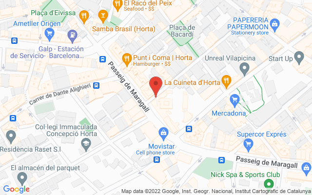 Administración nº120 de Barcelona