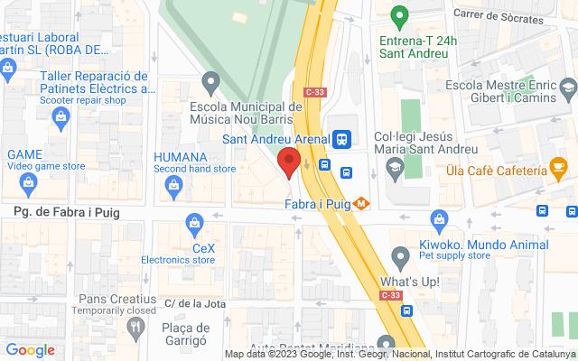 Administración nº83 de Barcelona