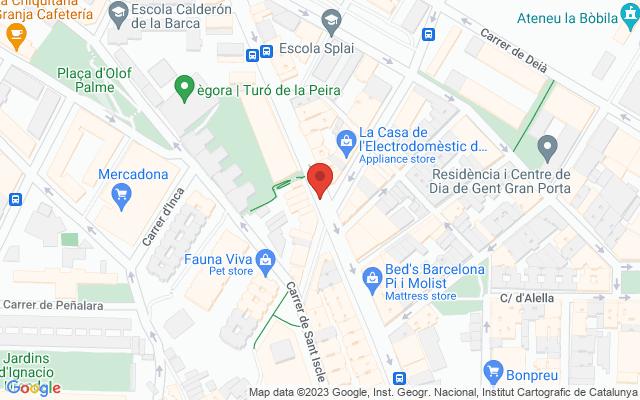 Administración nº96 de Barcelona
