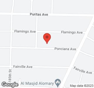 18220 Ponciana Ave