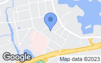 Map of South Kingstown, RI
