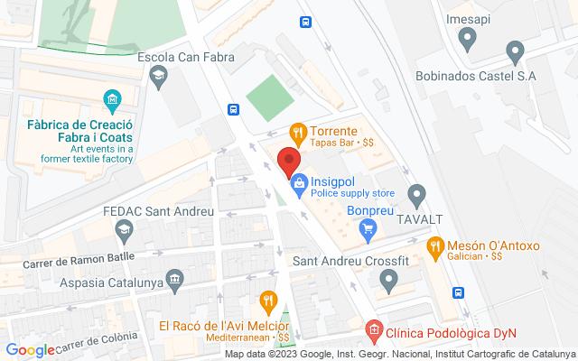 Administración nº128 de Barcelona