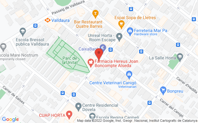 Administración nº301 de Barcelona