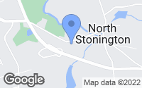 Map of North Stonington, CT