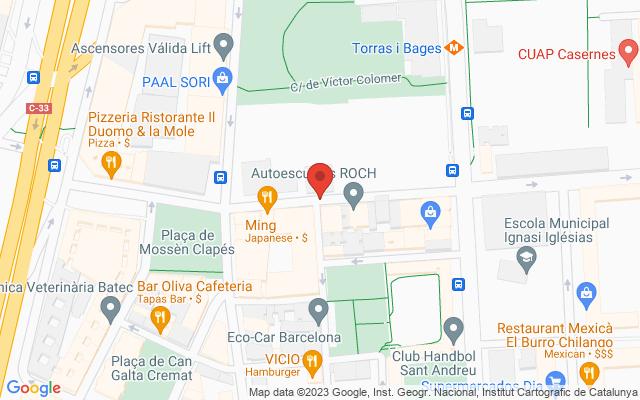 Administración nº146 de Barcelona