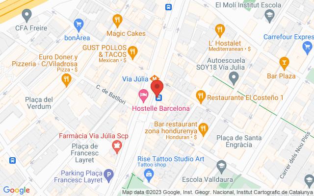 Administración nº284 de Barcelona