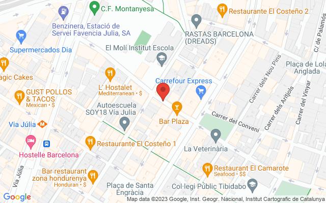 Administración nº252 de Barcelona