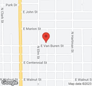206 E Van Buren Street