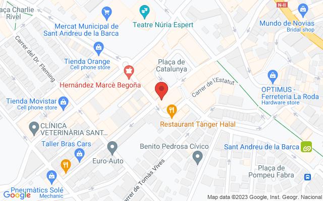Administración nº1 de Sant Andreu de La Barca
