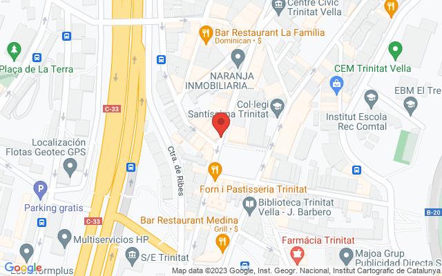 Administración nº292 de Barcelona