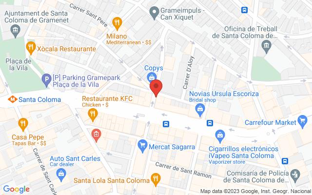 Administración nº1 de Santa Coloma de Gramenet