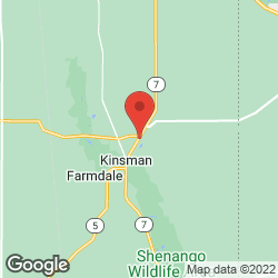 Kinsman Flower Shop on the map