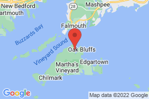 Map of Vineyard Haven