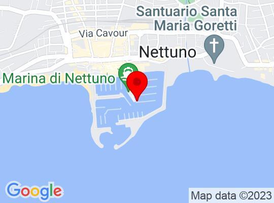 Google Map of Rome