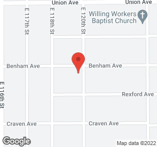 3584 East 120 St