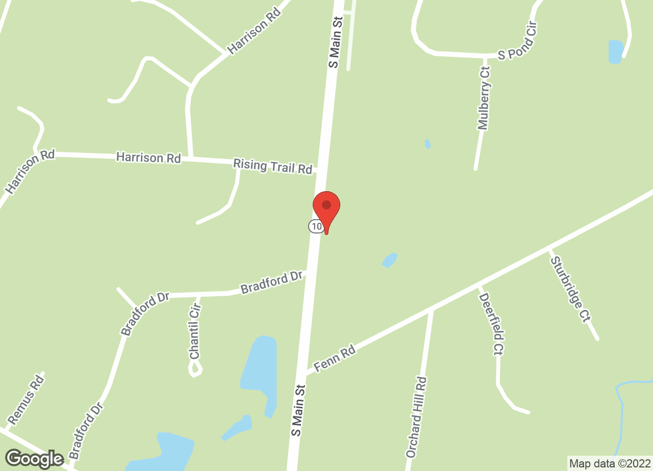 Google Map of VCA Cheshire Animal Hospital
