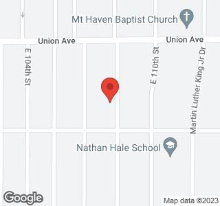 3550 East 108th St