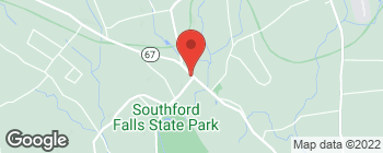 Map of 1510 Southford Rd in Southbury