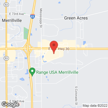 "Map of <span class=""LocationName"" itemprop=""name"" id=""location-name""><span class=""LocationName-brand"">AT&amp;T Store</span> <span class=""LocationName-geo"">Merrillville</span></span> at 2304 Southlake Mall, Merrillville, IN 46410"