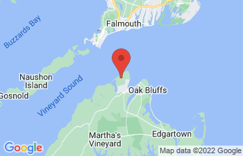 Map of Vineyard Haven