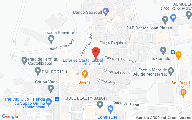 Administración nº1 de Castellbisbal