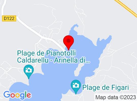 Google Map of Figari