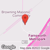 [Browning Masonic Community Field Map]