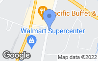 Map of Wallingford, CT
