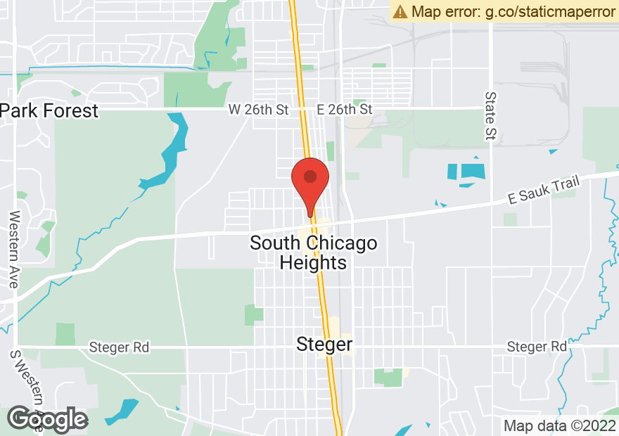 Google Map of 3120 CHICAGO RD