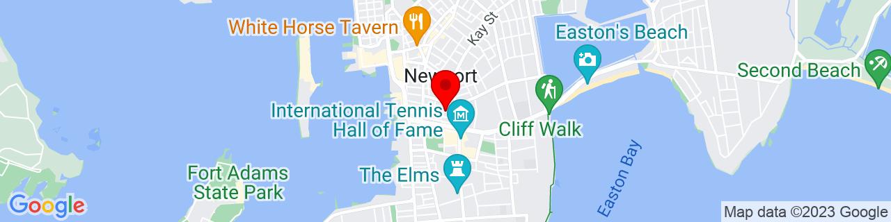 Google Map of 41.4852516, -71.31022879999999