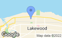 Map of Lakewood, OH