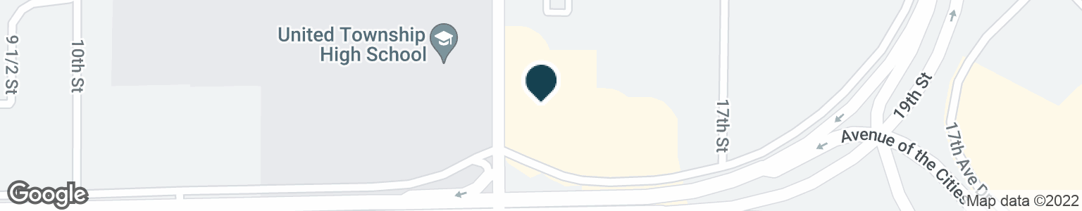 Google Map of1301 AVENUE OF THE CITIES