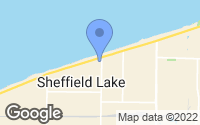 Map of Sheffield Lake, OH