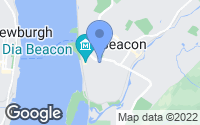 Map of Beacon, NY