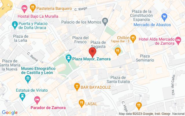 Administración nº8 de Zamora