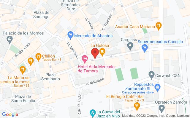 Administración nº5 de Zamora