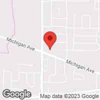 [Anthony Wayne Community Y Main Branch Map]